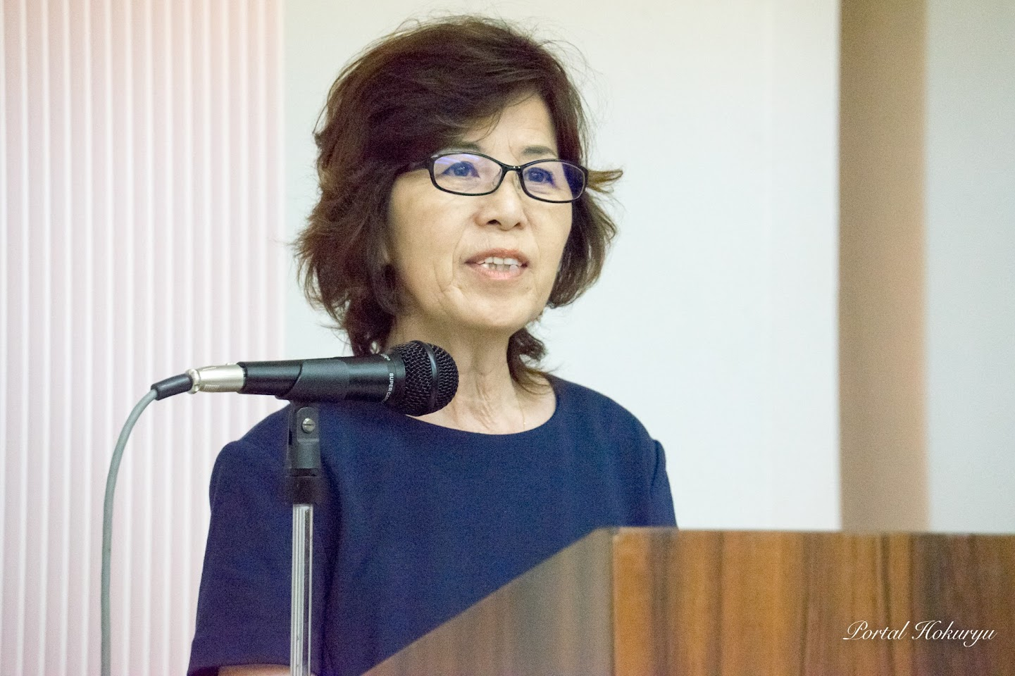 藤崎千恵子さんの総合司会