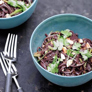 Black Rice Noodle Vegan Recipes