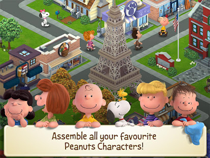 Game Snoopy's Town Tale - City Building Simulator APK for Windows Phone
