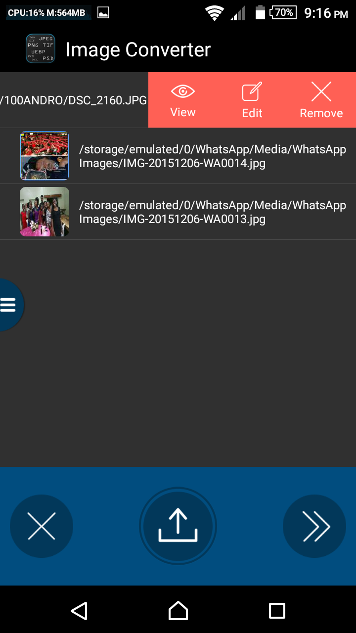 Image Converter Screenshot 3
