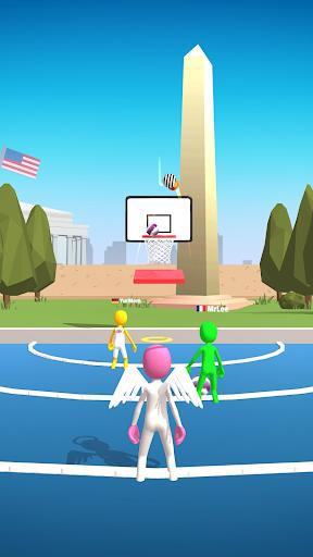 Five Hoops - Basketball Game 17 screenshots 5