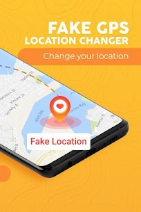 Fake GPS location Joystick – Location Changer 2