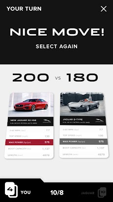 Jaguar Land Rover Top Trumpsのおすすめ画像4