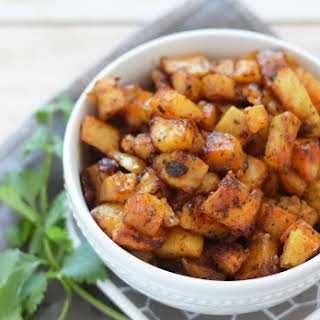 My Favorite Roasted Potatoes.