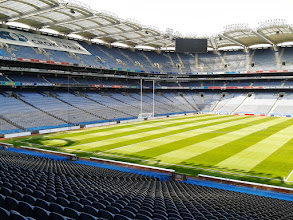 Photo: 13/07/13 - Ground photos taken at Croke Park, Dublin - contributed by Mark Bembridge