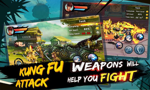 Kung Fu Attack:Offline Action RPG 1.2.3.186 screenshots 2
