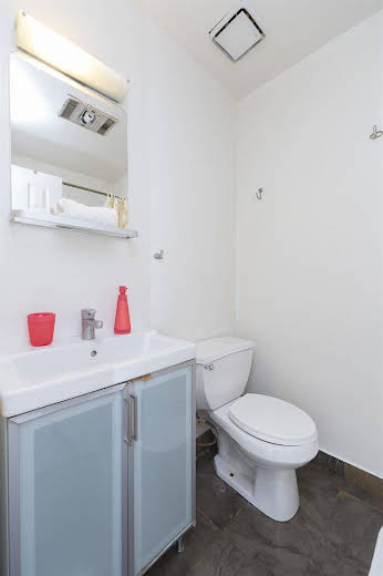 West 46th Street Apartment