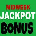 Midweek Jackpot Bonus icon