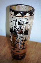 Photo: Winning Shell Number: 113  7. Art on a cow's hornet
