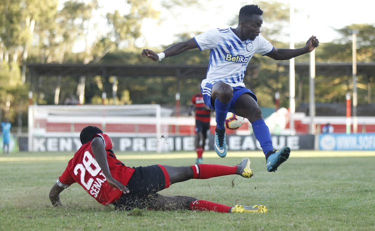 Sofapaka eye Leopards scalp in 'Cats derby'