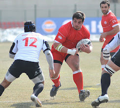Photo: European Nations Cup in 2012, Georgia - Portugal, Tamar Kulumbegashvilis Photo