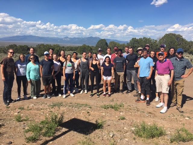 Taos Mission Trip 2017