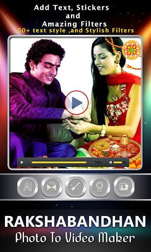 Rakhi Photo Video Maker & Rakhi Movie Maker 1.14 screenshots 3