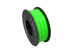 Lime Green PRO Series ABS Filament - 3.00mm (1kg)
