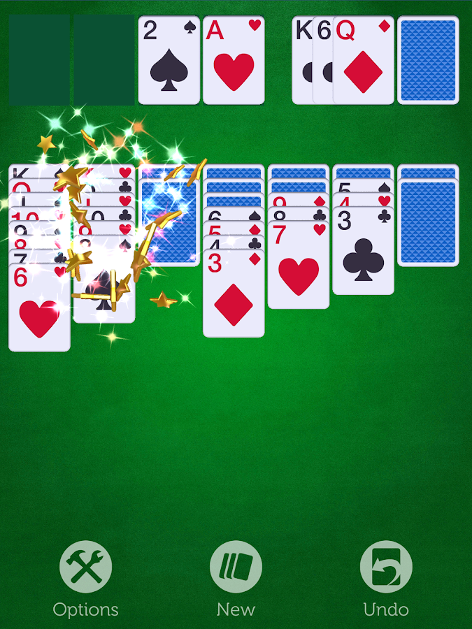 Super Solitaire – Screenshot