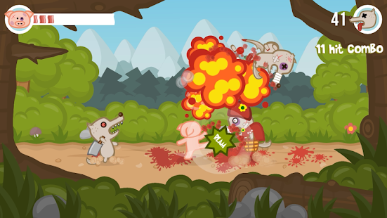 Iron Snout+ Pig Fighting Game- screenshot thumbnail