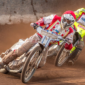 James Grieves & Lasse Bjerre by Al Goold - Sports & Fitness Other Sports