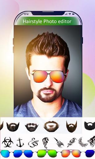 Hair Style Photo Editor screenshot 13