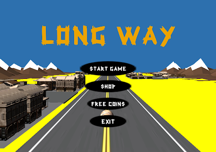 Long Way screenshot
