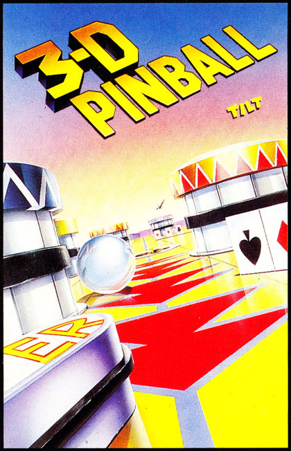 3D Pinball (Cover Art)