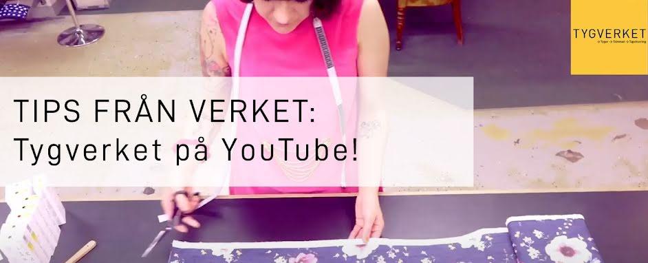 Tygverket har startat YouTube-kanal!