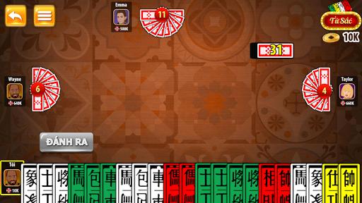 Tu1ee9 Su1eafc - Tu Sac - Four Colors - Si Se Pai Card android2mod screenshots 3