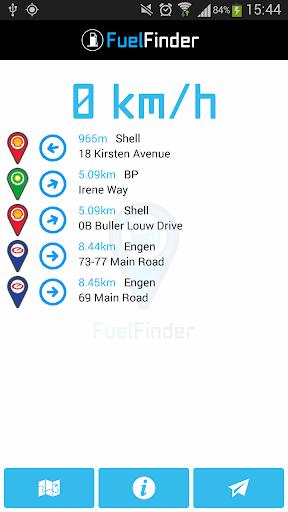 Fuel Finder SA