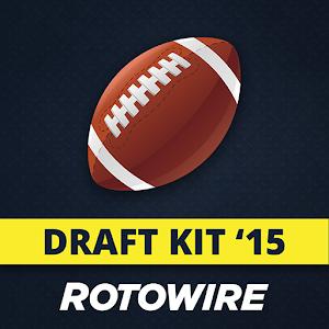 Fantasy Football Draft Kit '15 app for android