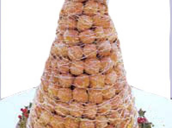 Croquembouche (french Creme Puffs) Untried Recipe