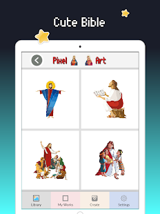 Download Bible coloring pages : Holy book color For PC Windows and Mac apk screenshot 7