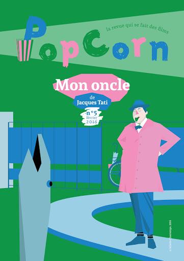 PopCorn, la revue qui se fait des films n°5