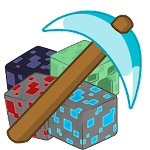 TAP MINING - Dig for diamonds Icon