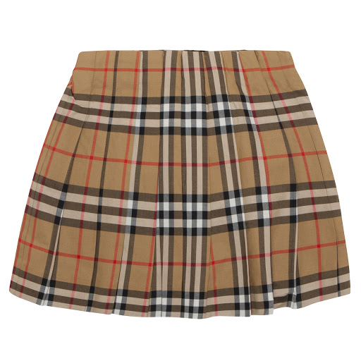 Primary image of Burberry Pearl Check Skirt
