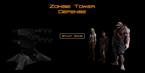 Zombie Tower Defense v2.2.2 (Mod)