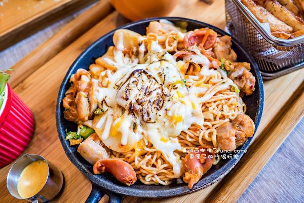 博朗西咖啡Brunci Cafe-創新港式點心mix西式早午餐