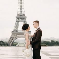 Wedding photographer Margarita Boulanger (awesomedream). Photo of 05.06.2017