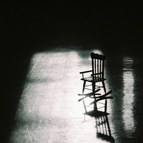 chair by Brittany Humphrey - Artistic Objects Furniture ( film, chair, toy, traditional, sun light, natural )