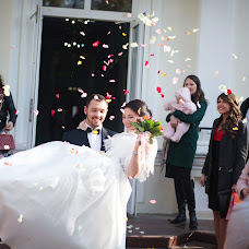 Wedding photographer Polya Tulyakova (pphoto). Photo of 08.12.2015