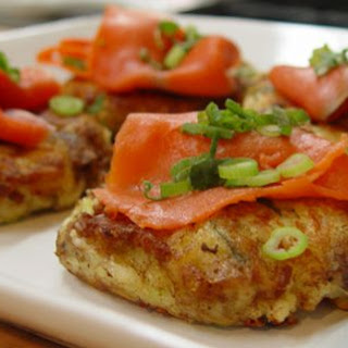 Potato Bacon Cakes