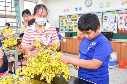 2020 0609 臺中市農會 花慕蘭綻放光彩 花藝活動