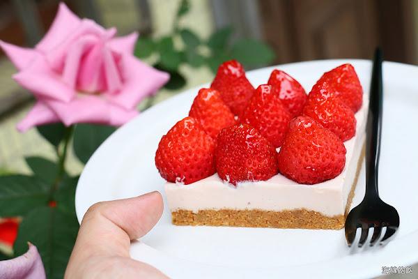 新竹下午茶『2/100 Cafe(百分之二咖啡館)』草莓生乳酪塔,招牌提拉米蘇,IG網美打卡點,老宅文青咖啡廳,完整菜單價位