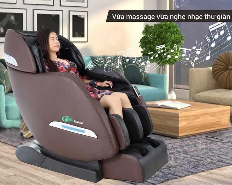 Ghế massage - Thư giãn tại nhà thoải mái và tiện lợ - Ảnh 2