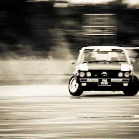 Drifting by Wei Seong Yan - Transportation Automobiles
