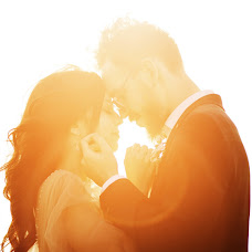 Bryllupsfotograf Roman Serov (SEROVs). Bilde av 27.03.2019