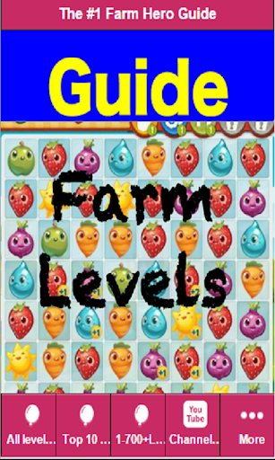 Guide to Farm Heroes Levels