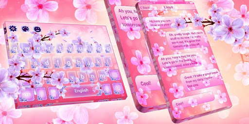 Beautiful SMS Keyboard Themes 2018 for PC