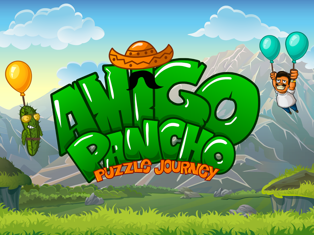 amigo pancho 2 puzzle journey android apps on google play