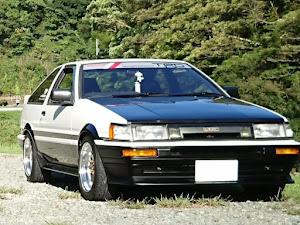 カローラレビン AE86 S62年 GT-APEXのカスタム事例画像 ae86kiwamiさんの2018年09月04日10:02の投稿