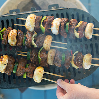 Marinated Venison Kebabs
