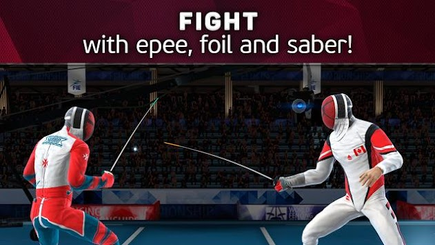 FIE Swordplay apk screenshot